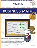 img - for YMBA Business Math: YMBA Learning Workbook Series -Business Math and Useful Life Skills book / textbook / text book