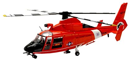 New Ray - 25643 - Construction Et Maquette - Helicoptère Die Cast Eurocopter Dolphin