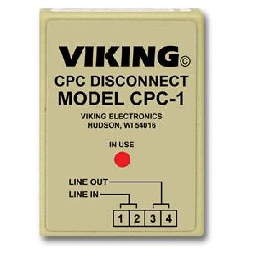 Viking Electronics Vk-Cpc-1 / Viking Calling Party Contol