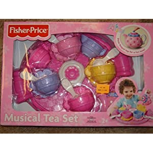 Fisher Price Musical Tea Set