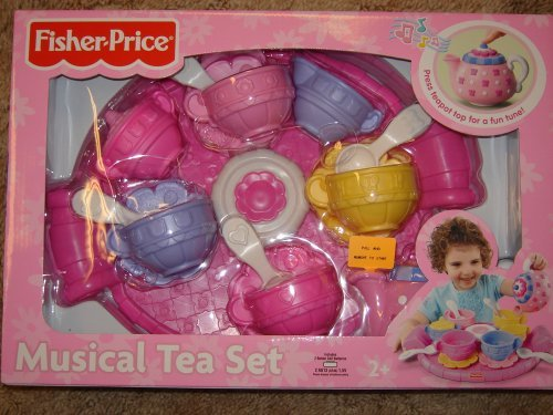 fisher price musical tea set buy fisher price toys