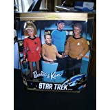 Barbie & Ken Star Trek Giftset (30th Anniversary Collector Edition) [1996] ~ MISSING