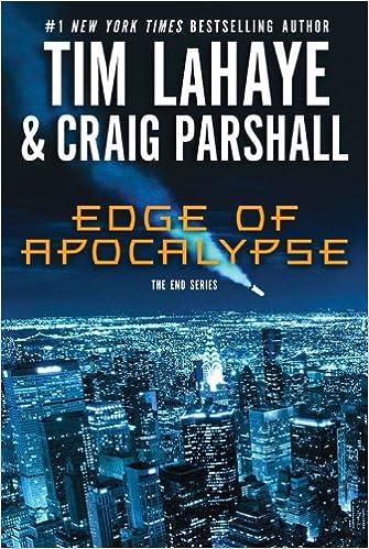 Edge of Apocalypse: A Joshua Jordan Novel (The End Series Book 1)