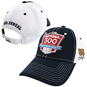 Dale Earnhardt Jr. 2014 Daytona 500 Champion Victory Lane Adjustable Hat Cap by Chase Authentics