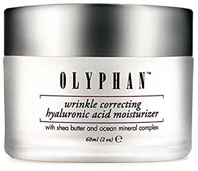 Best Cheap Deal for Best Hyaluronic Acid Cream Moisturizer for Face with Shea Butter & Ocean Complex. Reduce Wrinkles and Fade Age Spots. from OLYPHAN - Free 2 Day Shipping Available