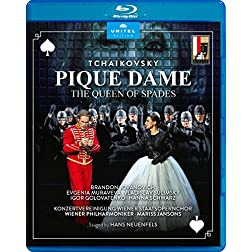 Tchaikovsky: Pique Dame The Queen of Spades [Blu-ray]