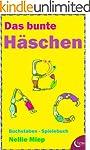 Das bunte H�schen-ABC (Buchstaben-Buc...