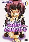 echange, troc Yuna Kagesaki - Chibi Vampire Karin, Tome 1 :