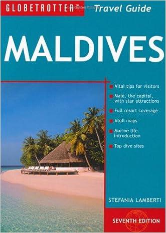 Maldives Travel Pack, 7th (Globetrotter Travel Packs) written by Stefania Lamberti