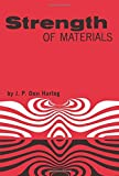 img - for Strength of Materials (Dover Books on Physics) by J. P. Den Hartog (1961-06-01) book / textbook / text book