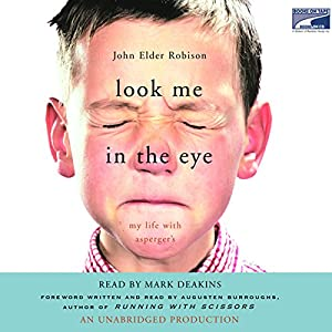 Look Me in the Eye Audiobook