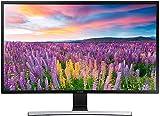 Samsung S32E590C 81,28 cm (32 Zoll) Monitor (HDMI, 4ms Reaktionszeit) schwarz