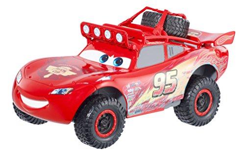 Radiator Springs Off Road Lightning McQueen