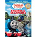 Thomas & Friends: Engines and Escapades [DVD]