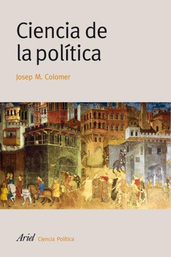Ciencia de la política (Ariel Ciencias Políticas)