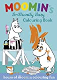 Moomins Brilliantly Busy Colouring Book (0141328789) by Tove Jansson