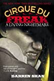 img - for Cirque Du Freak #1: A Living Nightmare: Book 1 in the Saga of Darren Shan book / textbook / text book