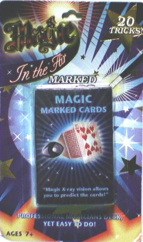 Magic Marked Card Deck