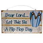Flip Flop Day Wall Decor