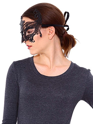 Roman/Greek/Venetian Masquerade Mask for Halloween, Toga, Costume Party