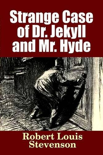 Buchcover: Strange Case of Dr. Jekyll and Mr. Hyde