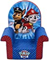 Marshmallow Paw Patrol High Back Chair 2