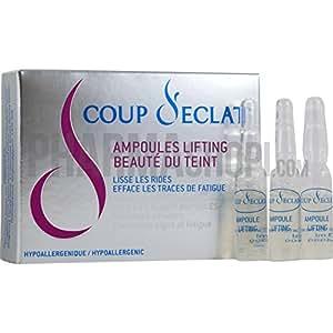Coup d 39 eclat ampoules lifting 1ml x 3 bellezza - Coup eclat lifting ampoules ...