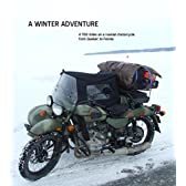A winter adventure: 4 700 miles on a russian motorcycle, from Quebec to Florida (English Edition)