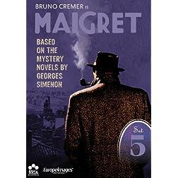 Maigret - Set 5