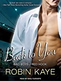 Back to You (Bad Boys of Red Hook)