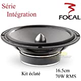 "IS165 - Focal Integration 6.5"" 2-Way Component Speakers System IS-165"
