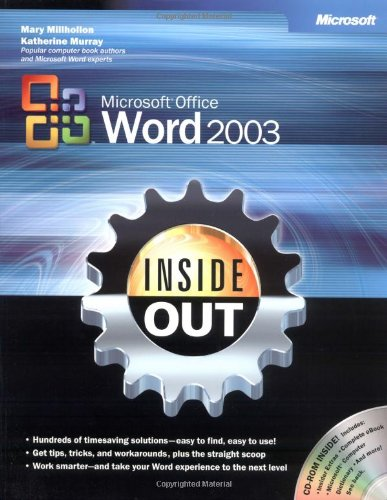 Microsoft® Office Word 2003 Inside Out (Bpg-Inside Out)