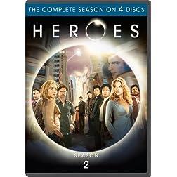 Heroes: Season Two