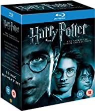 Harry Potter - The Complete 8-Film Collection [Blu-ray] [2011][Region Free]