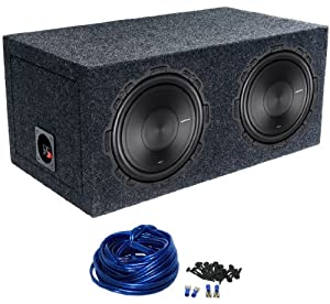 package 2 rockford fosgate p1s4 10 10 quot 1000 watt peak 500 watt rms 4 ohm punch