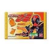 仮面ライダーグミ(オレンジ味) 10個入 食玩・キャンデー (仮面ライダー)