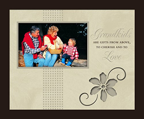 Havoc Gifts 6564-6 Grandkids Die Cut Frame, 9.5 by 11.5-Inch - 1