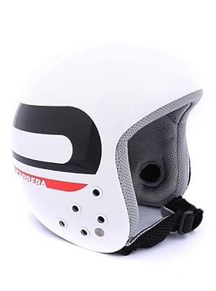 Carrera Casco de Esquí CA E00280 BULLET WHITE SHINY SPEED (blanco)