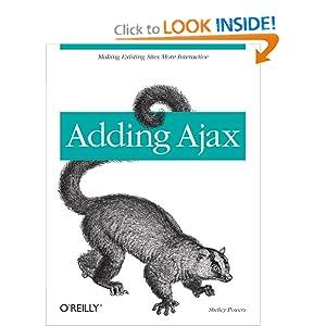 Adding Ajax Shelley Powers