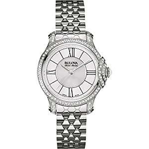 Bulova 63R145 Ladies Bellecombe Collection