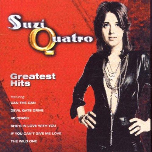 Suzi Quatro - Greatest Hits [EMI] - Lyrics2You