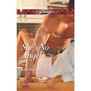 She's No Angel | [Kira Sinclair]