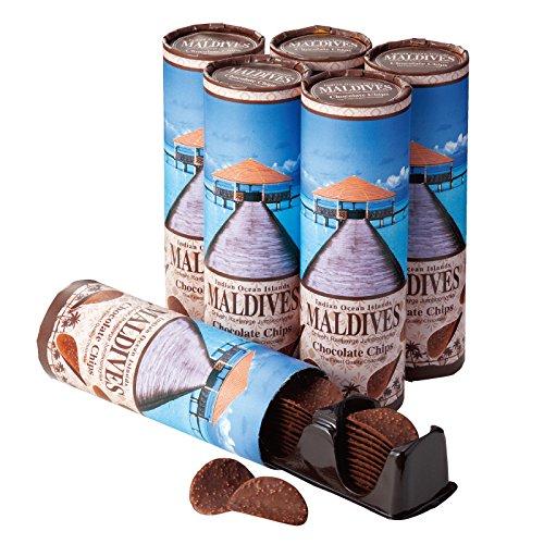 [モルディブお土産] モルディブ チョコチップス 6個 (海外 みやげ モルディブ 土産)