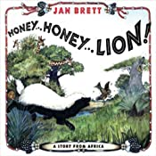 Honey...Honey...Lion! | [Jan Brett]