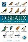 Guide des oiseaux d'Europe - nouvelle édition
