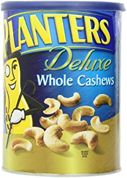 Planters Deluxe Whole Cashew