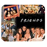 Friends TV Show Merchandise Mousepad Friends TV Show Poster Print Mouse Pad by Hot Fever