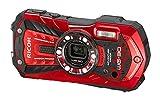 RICOH 防水デジタルカメラ RICOH WG-30 バーミリオンレッド 防水12m耐ショック1.5m耐寒-10度 RICOH WG-30 RD 04606