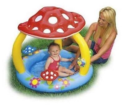 Intex 57407np - Baby-pool Pilz 102 X 89 Cm bei aufblasbar.de