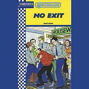 No Exit Audiobook